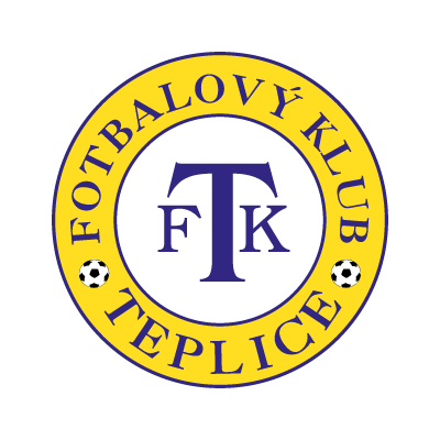 FK Teplice vector logo