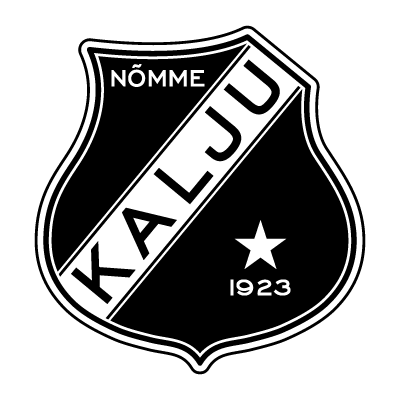 JK Nomme Kalju vector logo
