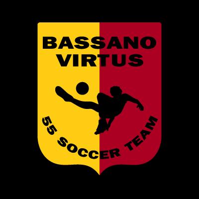 Bassano Virtus 55 vector logo