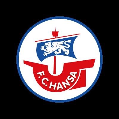 FC Hansa Rostock vector logo