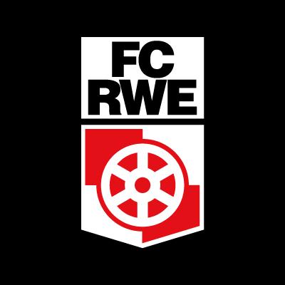 FC Rot-WeiB Erfurt vector logo