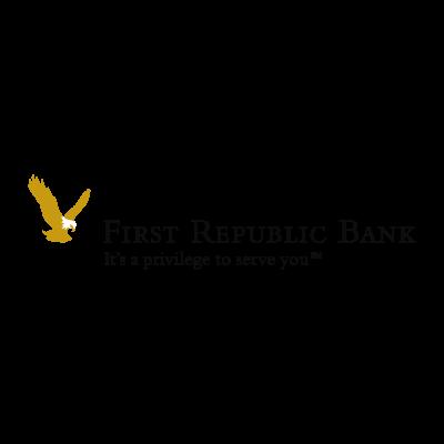 First Republic Bank vector logo