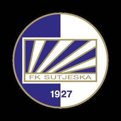FK Sutjeska Niksic vector logo