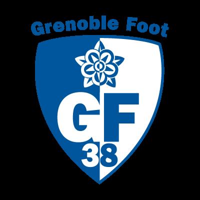 Grenoble Foot 38 vector logo
