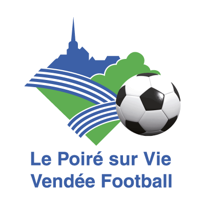 Le Poire-sur-Vie Vendee Football vector logo