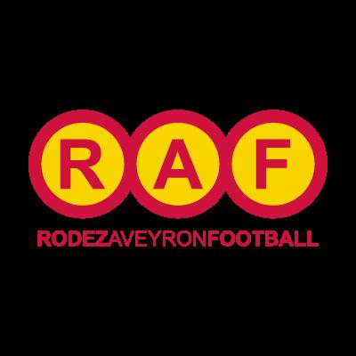 Rodez Aveyron Football vector logo