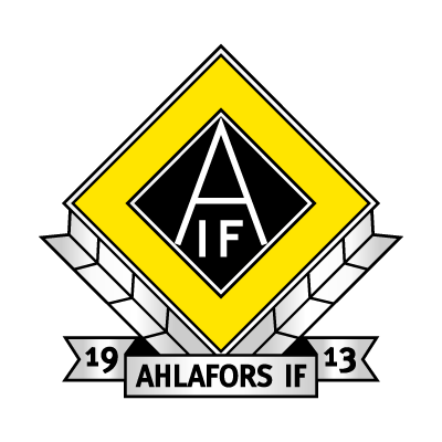 Ahlafors IF vector logo