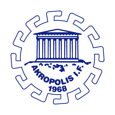 Akropolis IF vector logo