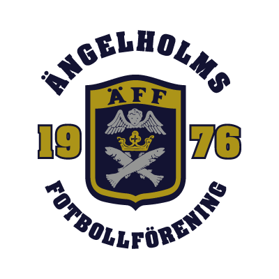 Angelholms FF vector logo