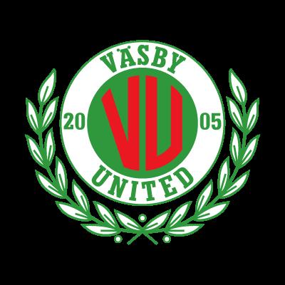 FC Vasby United vector logo
