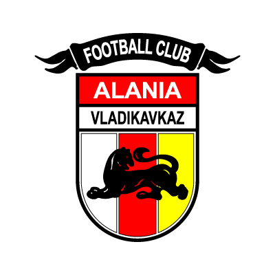 FK Alania Vladikavkaz vector logo