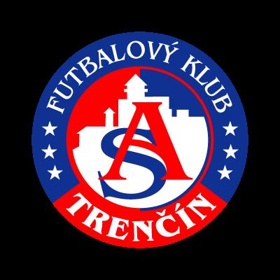 FK AS Trencin vector logo