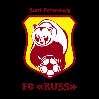 FK Rus' Saint Petersburg (2012) vector logo