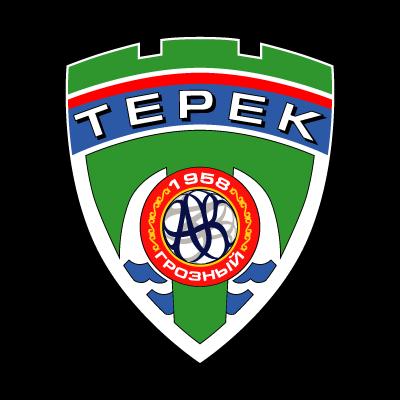 FK Terek Grozny (Current) vector logo