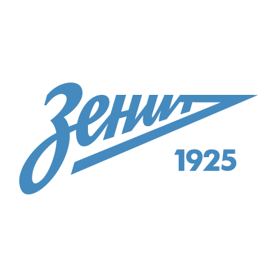 FK Zenit Saint Petersburg (Current) vector logo