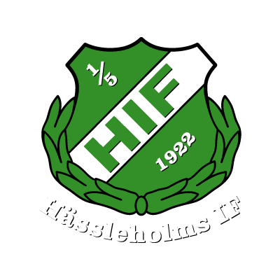 Hassleholms IF logo