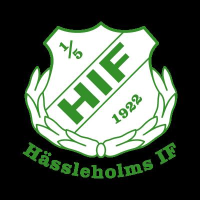 Hassleholms IF vector logo