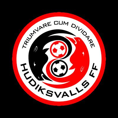 Hudiksvalls FF vector logo