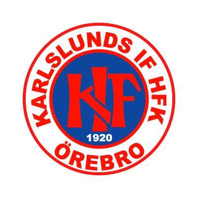 Karlslunds IF HFK vector logo
