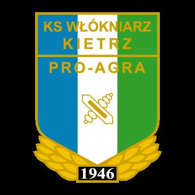 KS Wlokniarz Pro-Agra Kietrz (1946) vector logo