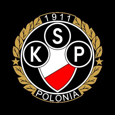 KSP Polonia Warszawa vector logo