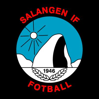 Salangen IF vector logo