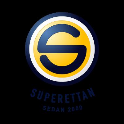 Superettan (2000) vector logo