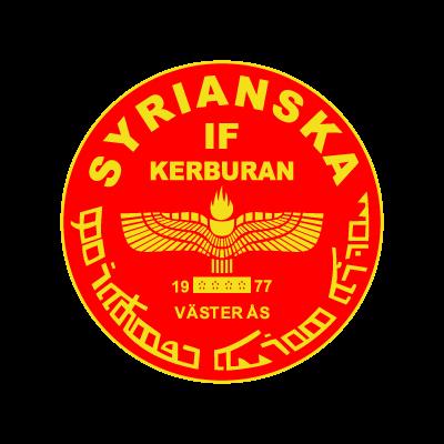 Syrianska IF Kerburan vector logo