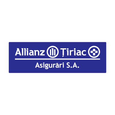 Allianz Tiriac SA vector logo