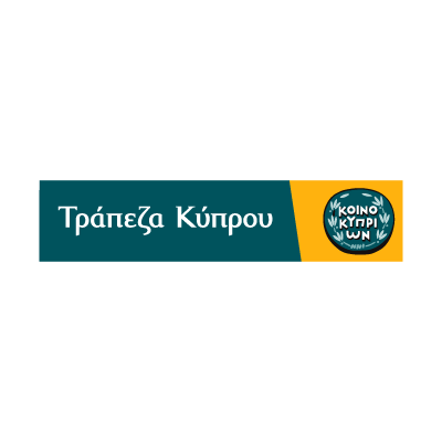 Bank of Cyprus Company vector logo