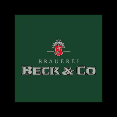 Beck & Co vector logo