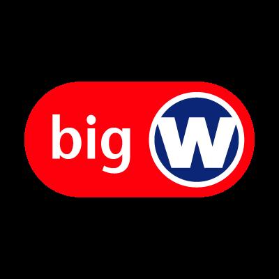 Big W Group vector logo
