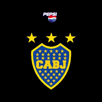 Boca Juniors - Pepsi logo