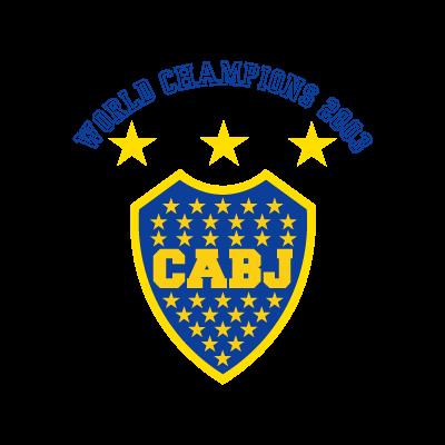 Club Atletico Boca Juniors vector logo