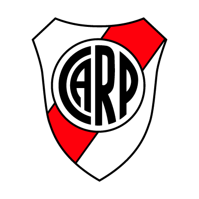 Club River Plate Old vector logo