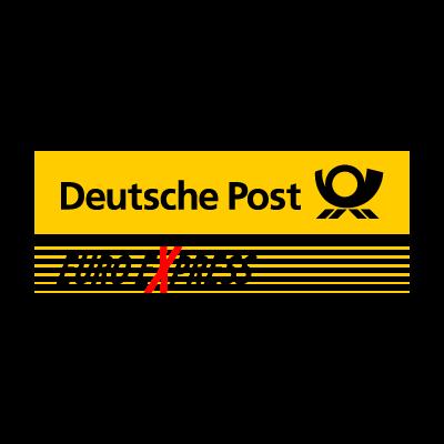 Deutsche Post Euro Express vector logo