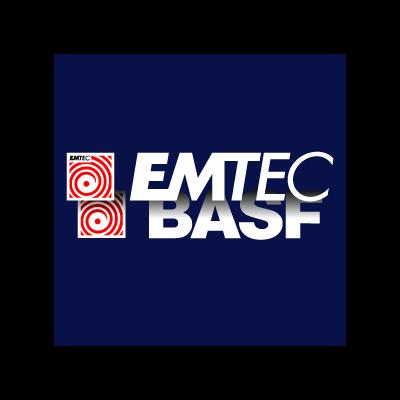 EMTEC BASF vector logo
