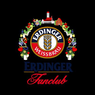 Erdinger Fanclub vector logo