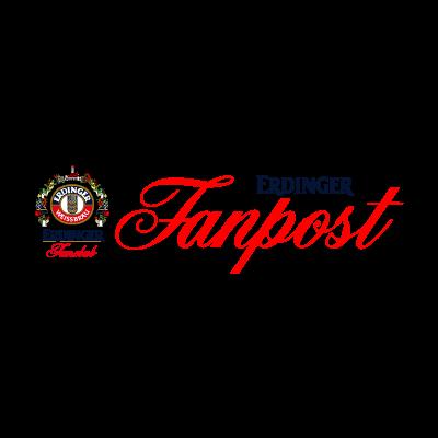 Erdinger Fanpost vector logo
