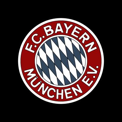 FC Bayern Munchen (early 80's logo) vector logo