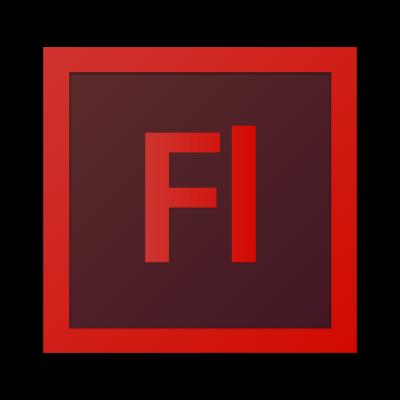 Flash CS6 vector logo