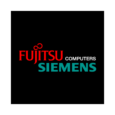 Fujitsu Siemens Computers Black vector logo