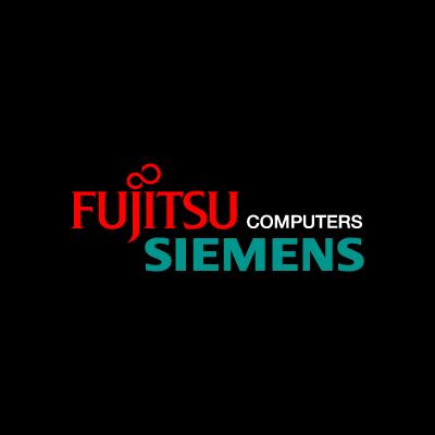 Fujitsu Siemens Computers Black vector logo