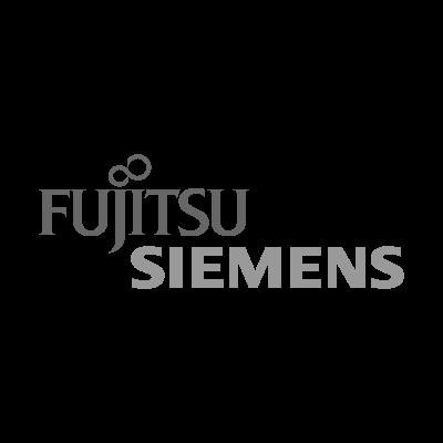 Fujitsu Siemens Gray logo
