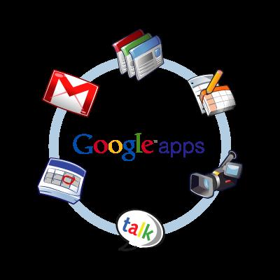 Google Apps vector logo