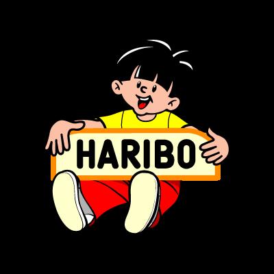 Haribo boy vector logo