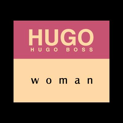 Hugo Boss Woman vector logo