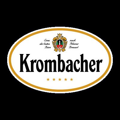 Krombacher 2013 vector logo