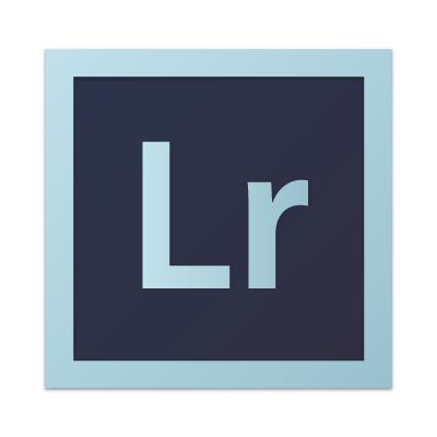 Lightroom CS6 vector logo