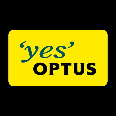 Optus company vector logo